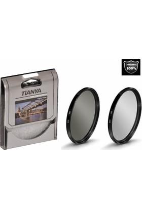 Nikon 18-105mm Lens için Koruyucu Uv Filtre + Cir Cpl Circular Polarize Filtre -Tianya-