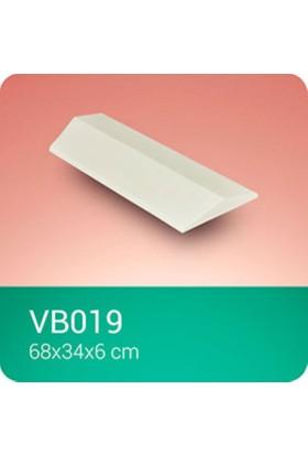 Pro-Medi Visco Sırt Destek Yastığı VB019 68x34x6 cm
