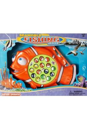 Pasifik Pilli Balık Yakalama Oyunu - 5216A
