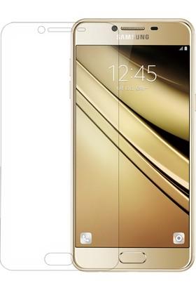 CaseUp Samsung Galaxy C5 CaseUp Şeffaf Ekran Koruyucu