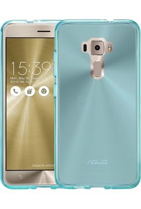 Microsonic Asus Zenfone 3 Kılıf Transparent Soft