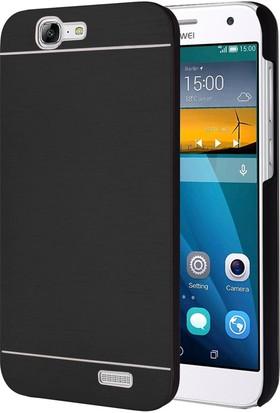 Microsonic Huawei G7 Kılıf Hybrid Metal