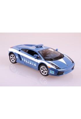 Burago Lamborghini Gallardo Polizia