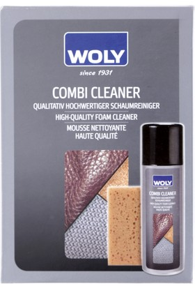 Woly Combi 71504 Deri Bakım Köpüğü