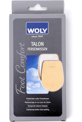Woly Talon 71830 Topuk Yastığı Ten Deri
