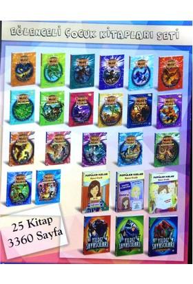 Beyaz Balina Yayınları Eğlenceli Çocuk Kitapları Seti 25 Kitap