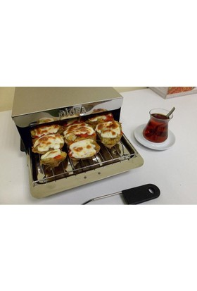 Nomnom Sandviç Pişirme ve Izgara Makinesi (Prinsesa)