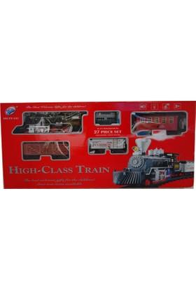 Bircan Oyuncak Bir-Can Oyuncak Tren Seti Kutulu Büyük