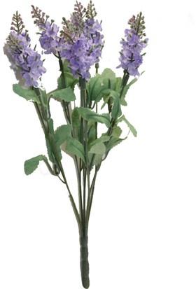 Yapay Çiçek Deposu Açık Mor Lavanta Demeti