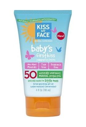 Kiss My Face Bebekler İçin Mineralli Güneş Kremi SPF 50 118 ml.