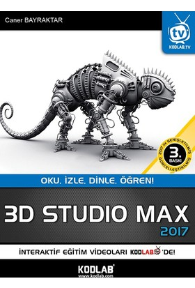 3d Studıo Max 2017 - Caner Bayraktar - Caner Bayraktar