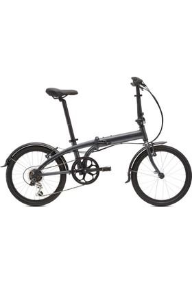 Tern Link B7 Katlanır Bisiklet 2017 Metal Gri