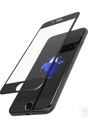 iPhone 7 Plus 3D Kavisli Ekran Koruyucu Ekranının Tamamını Sarar
