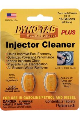 Dyno Tab Benzin ve Dizel Yakıt Tasarruf ve Enjektör Temizleyici 2 Depoluk(Made in USA)