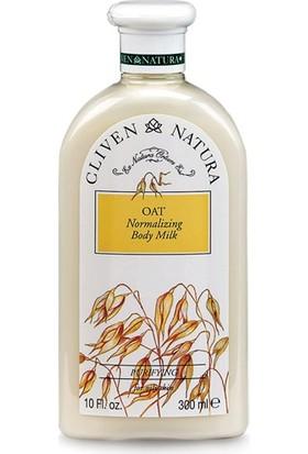 Cliven Natura Oat Normalizing Body Milk Vücut Sütü 300 ml