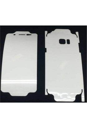 Wrapsol Apple iPhone 6/6S Ön Arka Yan Poliuretan Ekran Koruyucu