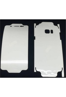 Wrapsol Apple iPhone 6/6S Plus Ön Arka Yan Poliuretan Ekran Koruyucu