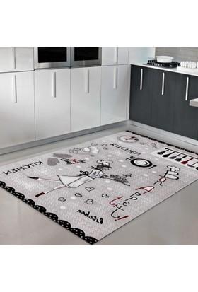 Padişah Halı Duru Dr035-095 125X200 Mutfak Halısı