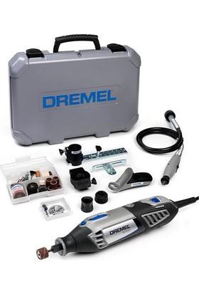 Dremel 4000 175 Watt El Motoru 4/65 Aksesuarlı