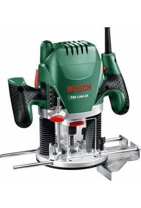 Bosch POF 1200 AE-Elektrikli 1200 Watt Freze Makinası