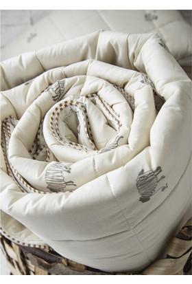Hibboux 155x215 Wooly Tek Kişilik Yün Yorgan 300 gr/m2