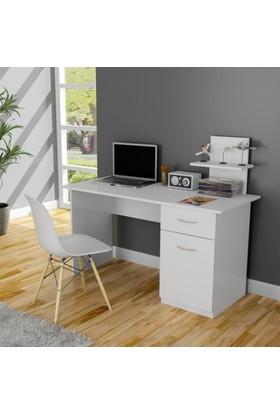 Hepsiburada Home Lavanta Çalışma Masası - Beyaz