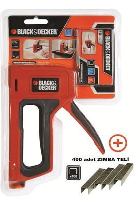 Black&Decker Zımba Tabancası 4-10mm