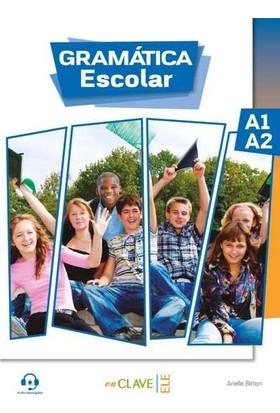 Gramatica Escolar A1-A2 +Audio Descargable