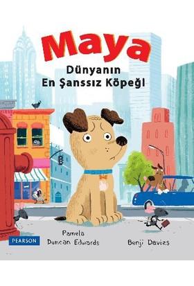 Maya Dünyanın En Şansız Köpeği - Benji Davies