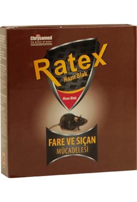 Chrysamed Ratex Mum Blok Fare Zehri 100 Gr