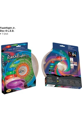 Nite Ize Flashflight Jr. LED Işıklı Frizbi-Disko