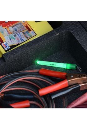 Nite Ize Mini Glowstick LED Işık-Turuncu
