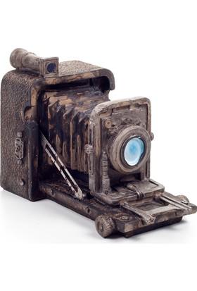 Nostaljik Fotoğraf Makinası Biblo