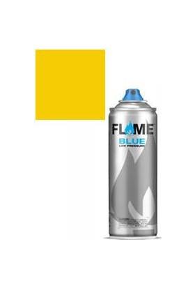 Flame 200 ml Sprey Boya - Sarı