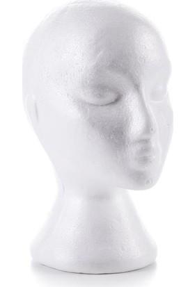 İdora Strafor Kadın Büst 28 cm
