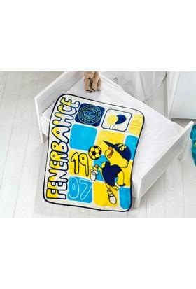 Merinos Bebek Battaniyesi Fenerbahçe Kanarya