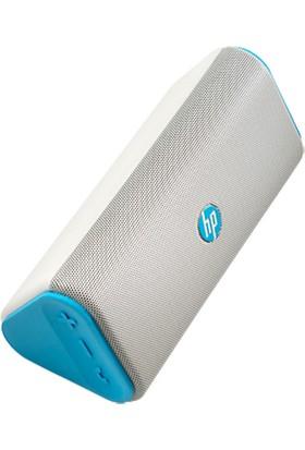 Hp F6S97Aa Roar 15W Rms Bluetooth Beyaz-Mavi Hoparlör
