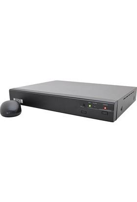 Spy Sp-5116E-C Smart 16 Kanal Dual Stream 1X8Tb Hdd 1080P H.264 Ahd Dvr Kayıt Cihazı