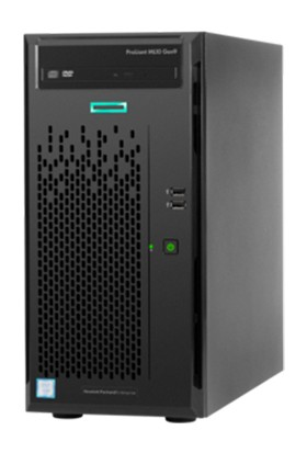 Hp Ml10 Gen9 838124-425 Intel 1/1 E3-1225V5 1X8Gb 2X1Tb Sata Tower 1X300W