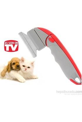 Cix Shed Ender Pro Kedi Köpek Tüyü Kesme Fırçası