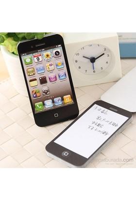 Cix iPhone Tasarımlı Not Defteri kk