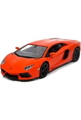 Cix Kumandalı Kutulu Lamborghini Araba