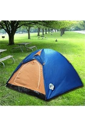 Cix 3 Kişilik Kolay Kurulumlu Kamp Çadırı