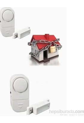 Cix Kapı Pencere Alarmı (2 Adet)