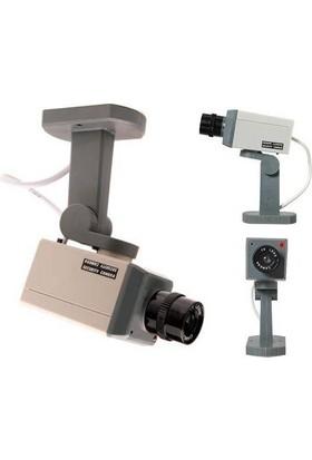 Cix Hareket Sensörlü Ledli Sahte Kamera