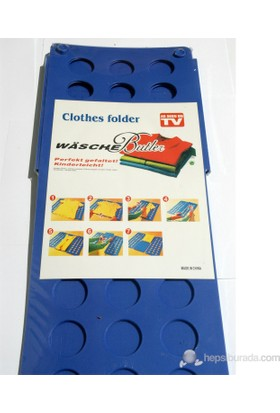 Cix Clothes Folder Kıyafet Katlama Sihirbazı