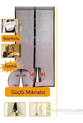 Cix Mıknatıslı Kapı Sinekliği 90 cm x 210 cm Krem
