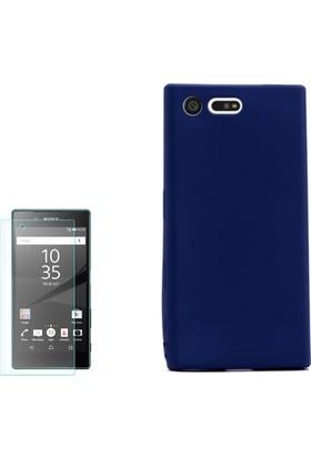 Gpack Sony Xperia X Compact Kılıf Premier Silikon Yumuşak Arka Kapak