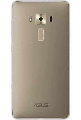 Gpack Asus Zenfone 3 ZE552KL Kılıf Ultra İnce 02mm Silikon Arka Kapak