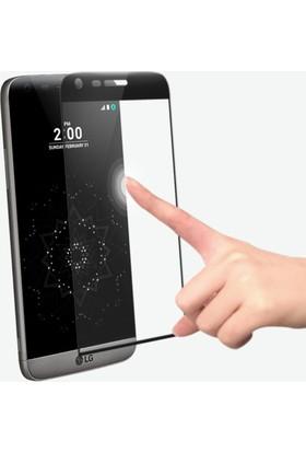 Gpack LG G5 Ekran Koruyucu 3D Kavisli Siyah